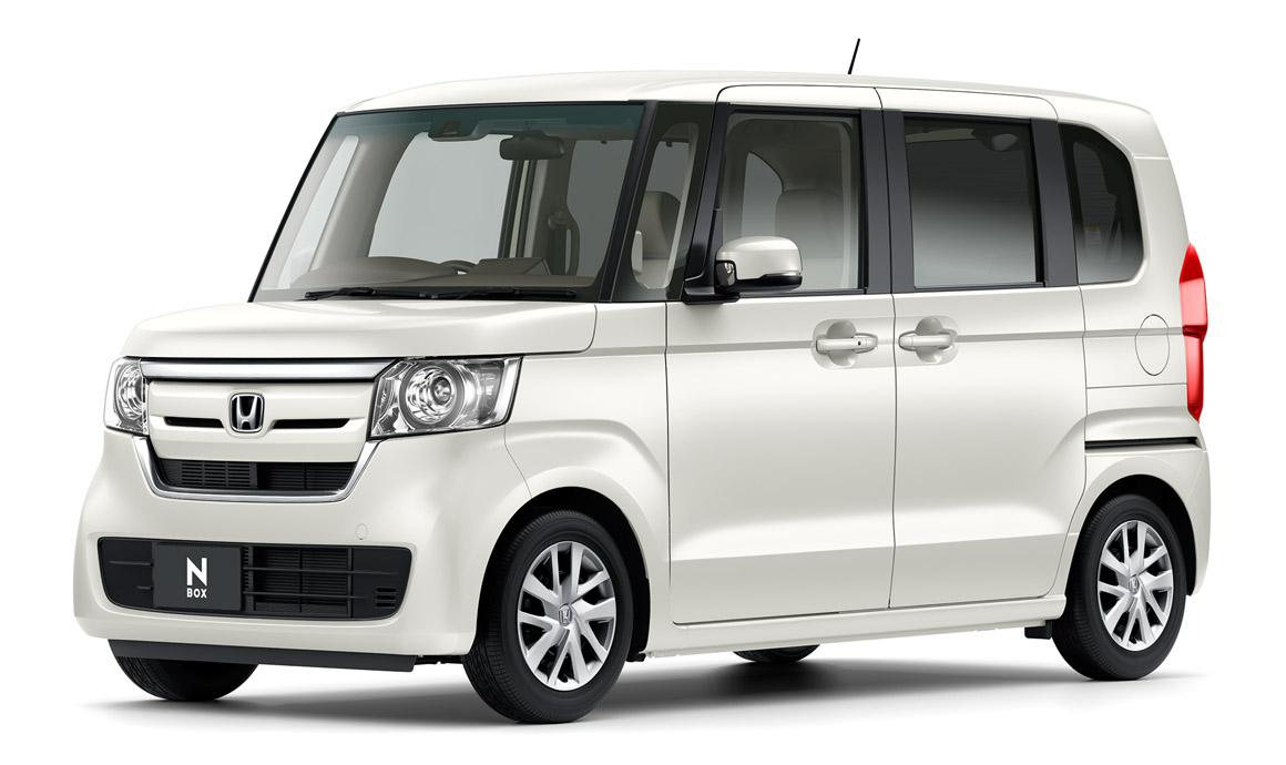 N-BOX プレミアムホワイト・パールⅡ★1